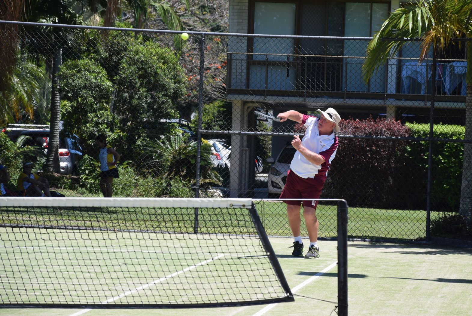 Tennis seniors queensland